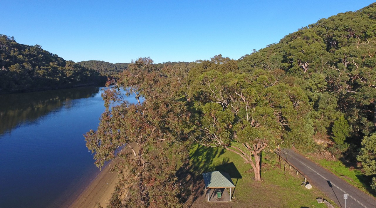 Georges River National Park Picnic Point